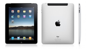 Apple Releases iPad, a Multitouch Tablet