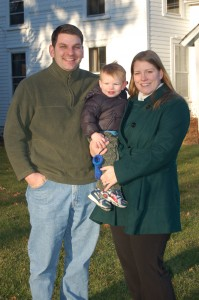 Aitkenhead and his family move to Wakeman Farm, promoting a