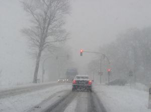 Make sure to be careful on the snowy roads during this time of year | Image from www.sxc.hu