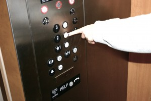 The Ups and Downs of Student Elevator Use