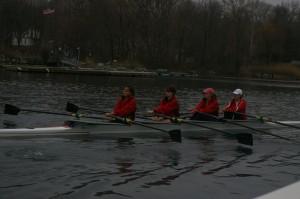 Staples Students Set Sail