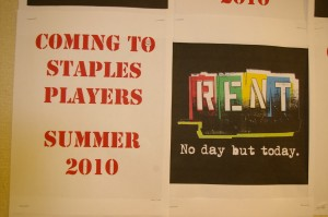 Players to Perform 'Rent' This Summer
