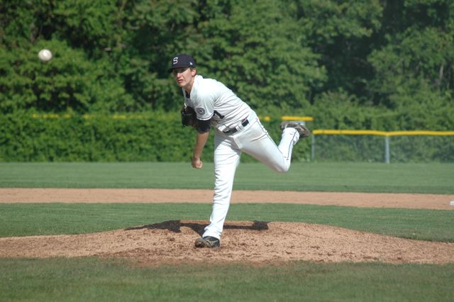 With a record of 6-0 in the regular season, David Speer suffered his first loss of the year Tuesday afternoon as he got rocked for 7 runs in 6 innings