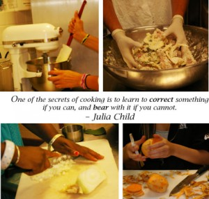 A Class With Zest: Culinary Course both Practical and Popular