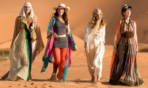 Did the Girls' NYC Glamour Translate to 'Fabulous' in Abu Dhabi?