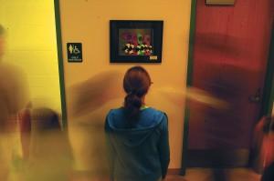 Students Artwork Draws Different Interpretations