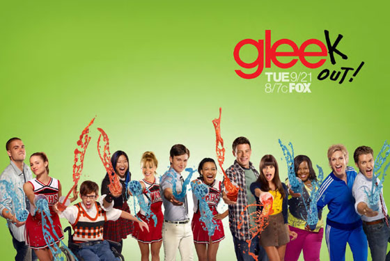 Glee Season 2 Poster. Photo from %linkhttp://gleeksunited.wordpress.com%link