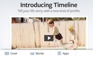 Facebook Introduces New Profile, Timeline