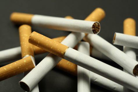 Breathe In, Breathe Out: The Cigarette Confessions
