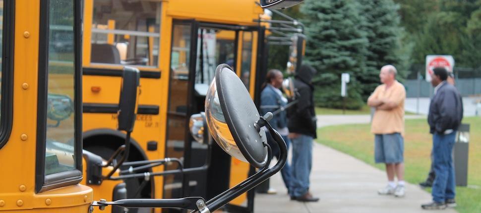 Bus Strike To Begin Monday, Oct. 1