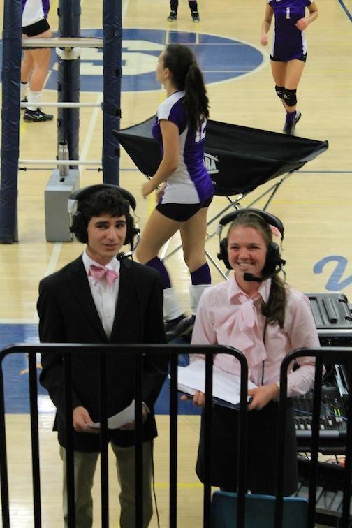 Sept. 27, 2012 | A Win For Girls Volleyball