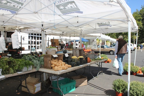 Sept. 23, 2012 | A Fall Farmers Market