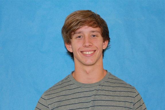 Zach Speed, Staff Writer