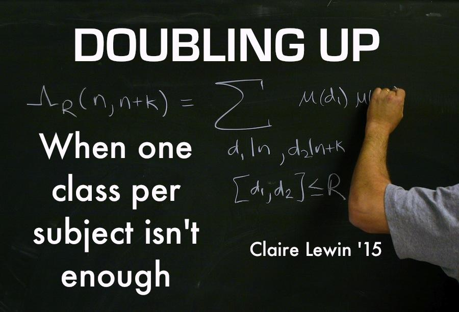 Doubling Up: When One Class per Subject Isn't Enough