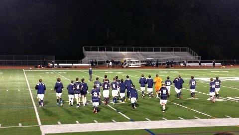 Staples Boys Soccer at Norwalk.