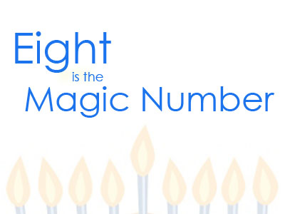 Eight Is The Magic Number