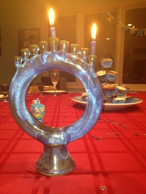 Dec. 8, 2012   Let the Festivities Begin