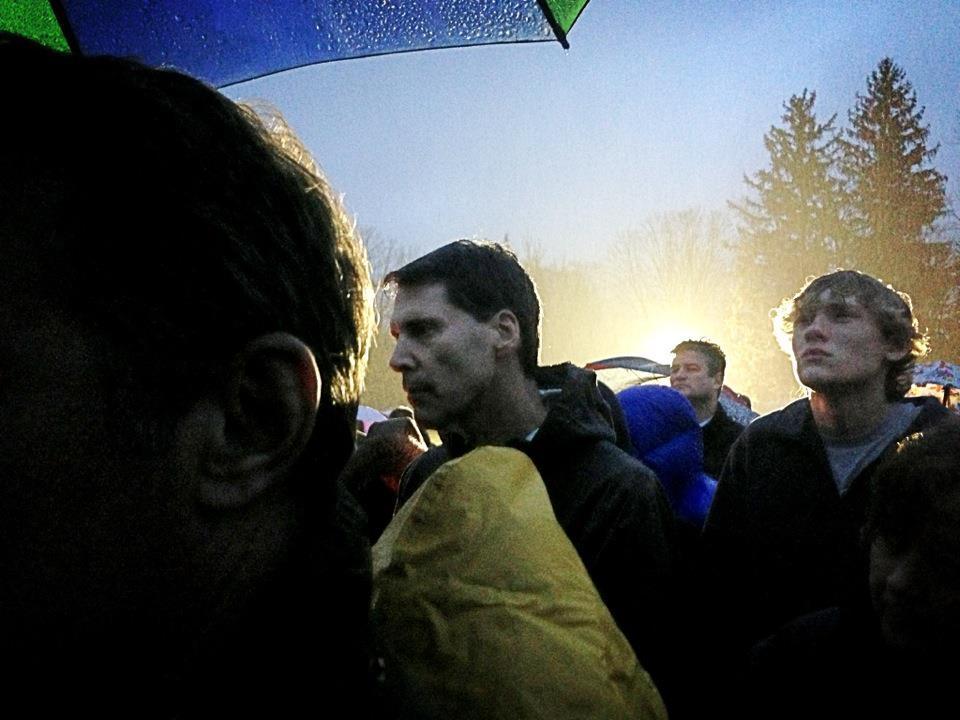 Slideshow: Westport Responds to Sandy Hook Shooting