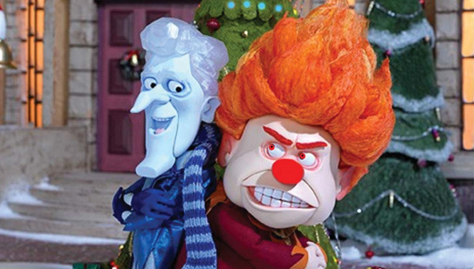 A Miser Brothers Christmas.Find The Difference A Miser Brothers Christmas Inklings News