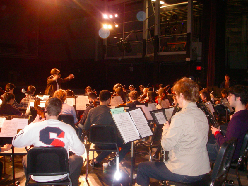 Hidden in the Background: The Percussionists in the Orchestra