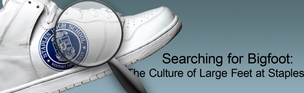 Searching+for+Bigfoot%3A+The+Culture+of+Large+Feet+at+Staples