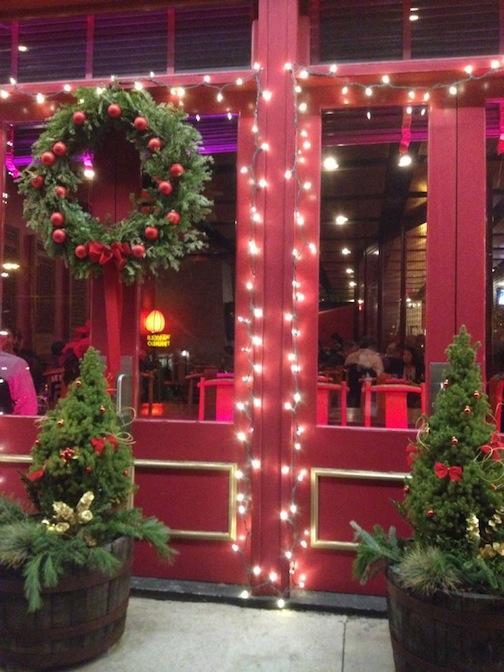 Dec. 24, 2012   Christmas Eve Spirit