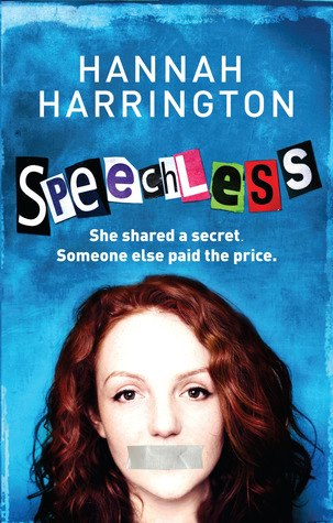 Speechless by Hannah Harrington: A Book Review and Author Interview