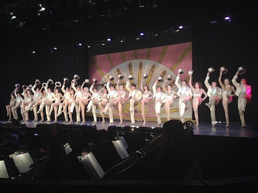 March 21, 2013 | Thursday Performance of A Chorus Line