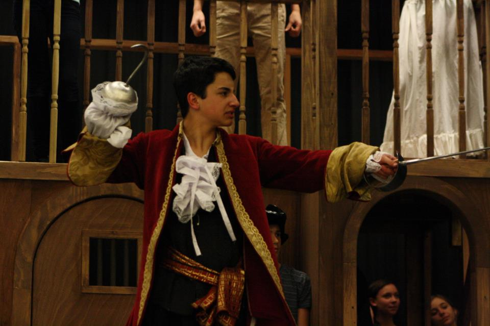 Coleytown Company's Production of Peter Pan Flies High