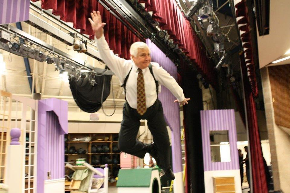 The Superintendent Soars