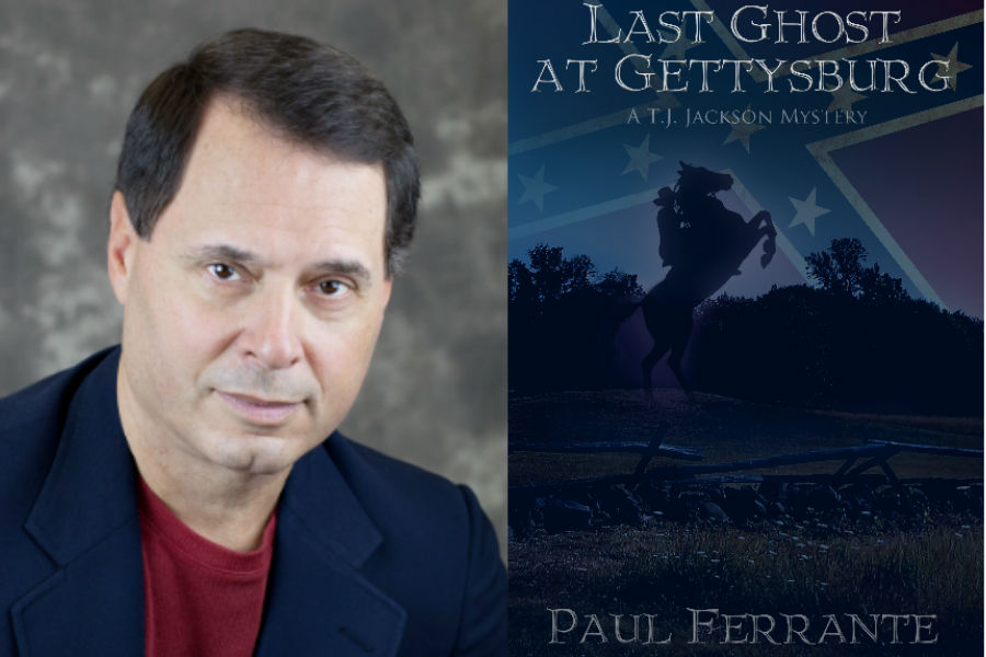 Coleytown Middle School English teacher Paul Ferrante has recently published his first novel,
