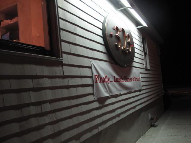 The Restaurant at 323 Main