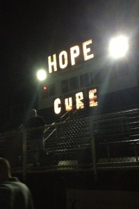 Running a Relay for Life