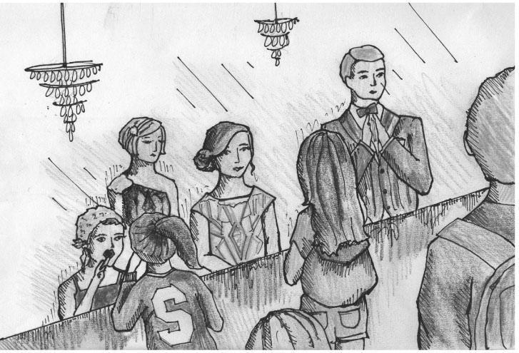 Ga Ga for Gatsby: Gatsby Taking Westport by Storm, Old Sport