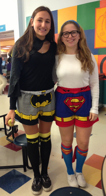 Spirit Week: Why do so Many People Participate?