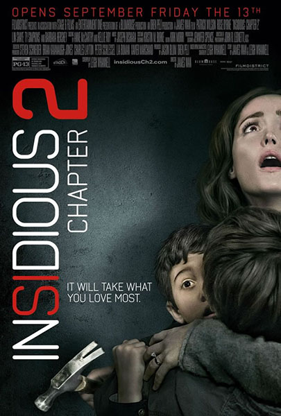 Insidious 2: A Sequel More Possessing Than The First