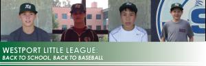 VIDEO Westport Little League: Back to School, Back to Baseball