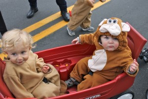 Halloween parade another spooktacular success