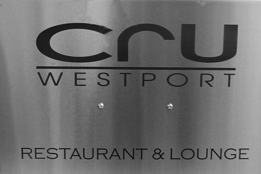 A review on Cru: one of Westports newest restaurants
