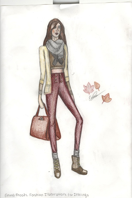 Fall Fashion Turns Over a New Leaf
