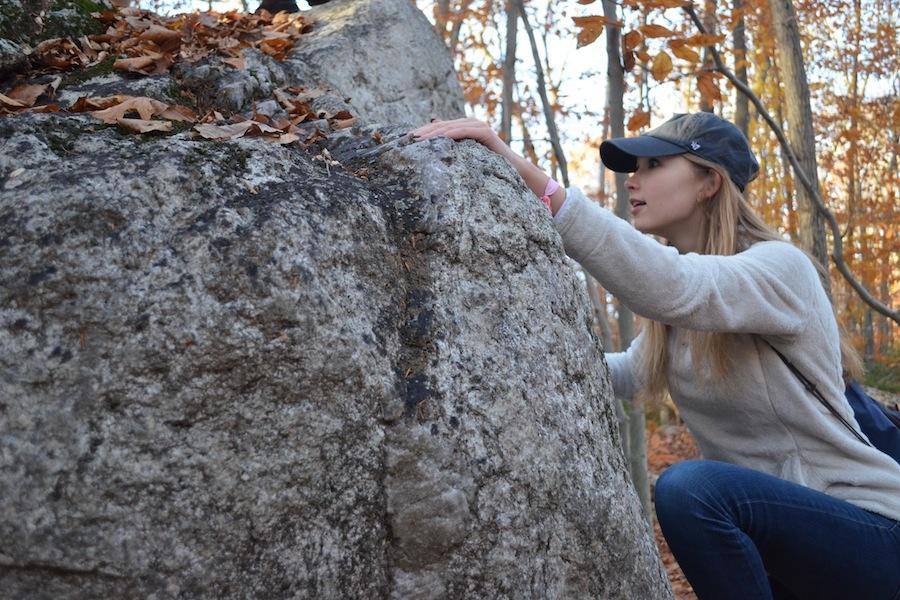 Hiking Club hits the trails