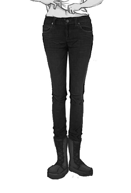 Here is the skinny on skinny jeans