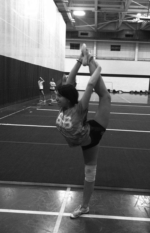 From Flying for Football to Back Flipping for Basketball