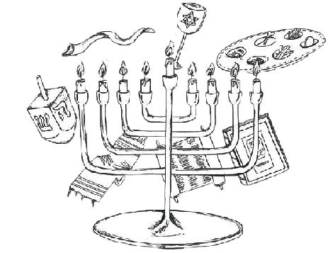 The festival of hype: In Judaism, Hanukkah is actually not that important
