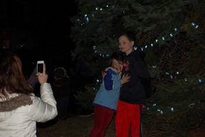 The holidays light up Westport