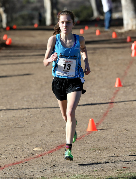 Hannah DeBalsi races her way to success