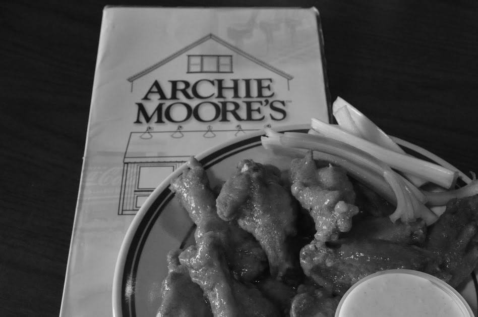Archie Moore, a local restaurant located at 48 Sanford St. in Fairfield, is a popular supply for Super Bowl wings starting at $7.95.