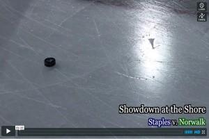 Staples Hockey Defeats Norwalk in 'Showdown at the Shore'