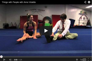 Things with People: Anna Violette '14