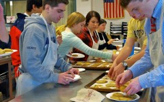 Culinary Connections class uses cooking to ignite teamwork